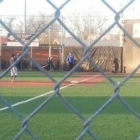 Photo taken at The Yard @ Cal Ripken Baseball Field by Mark P. on 4/3/2012