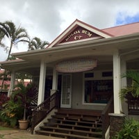 Photo taken at Kōloa Rum Company by G S. on 9/7/2012