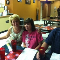 Photo taken at Primo's Pizzeria by Mark M. on 4/30/2012