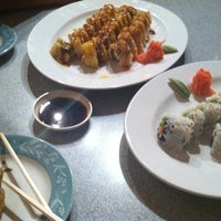 Photo taken at Tokyo Steakhouse & Sushi Bar by Miranda S. on 8/8/2012