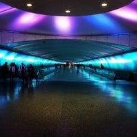 Photo taken at McNamara Terminal by Jesse S. on 1/27/2012