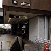 Photo taken at Komagawa-Nakano Station (T31) by Toshinari on 5/3/2012