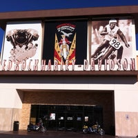 Photo taken at Red Rock Harley Davidson by Michael L. on 2/13/2011
