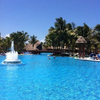 Photo taken at Barceló Maya Colonial by Gibran M. on 6/24/2011