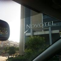 7/26/2012 tarihinde Onurziyaretçi tarafından Novotel'de çekilen fotoğraf