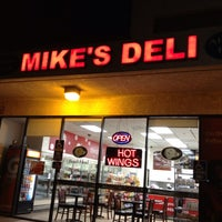 Photo taken at Mike's Deli by Taneshia C. on 1/27/2012