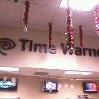 Photo taken at Time Warner Cable by Wendy B. on 12/5/2011