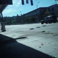 Photo taken at Metro Bus Stop #26860 by Jake J. on 9/28/2011