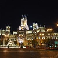 Photo taken at Madrid by Yusri Echman on 8/17/2012