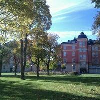 Снимок сделан в Polacksbacken пользователем Pernilla N. 10/14/2011
