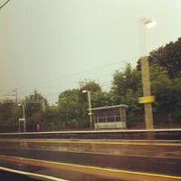 Photo taken at Bushey Railway Station (BSH) by Pil S. on 8/6/2012