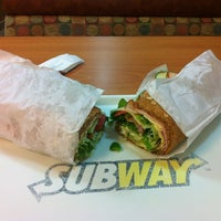 Photo taken at Subway by Brivaldo C. on 5/5/2012