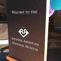 Photo taken at Japanese American National Museum by hoda007 on 8/25/2012