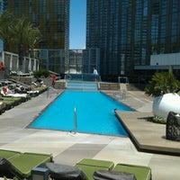 Photo taken at Mandarin Oriental, Las Vegas by Phil R. on 5/26/2012