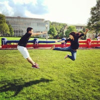 Photo taken at Carnegie Mellon University by Bill L. on 5/15/2012