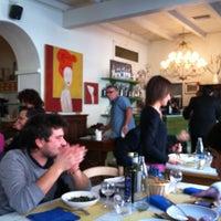 Photo taken at Osteria Al Nove by Matteo L. on 11/11/2011