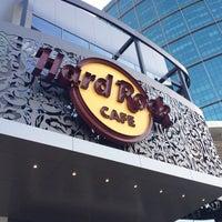 Photo taken at Hard Rock Café by Ali A. on 11/17/2011