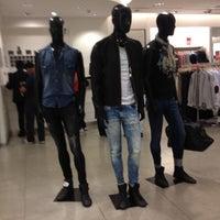 Photo taken at Zara by Luca on 8/2/2012