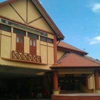 Photo taken at P. Ramlee's House by Hidayat G. on 10/25/2011