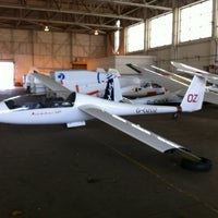 Photo taken at Windrushers Gliding Club by Mark S. on 12/4/2011