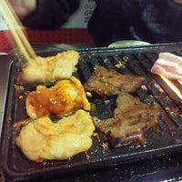 Photo taken at 焼肉 AZIME by Akko E. on 11/26/2011