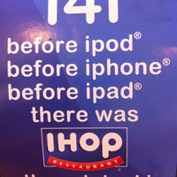 Photo taken at IHOP by Tim H. on 11/29/2011