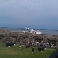 Photo taken at Fort Sumter National Monument by Sydney S. on 8/12/2011