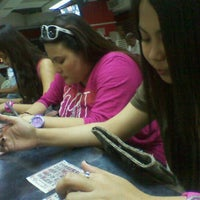 Photo taken at Bingo Dinero by Djonna Mae P. on 1/31/2012