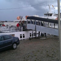 Photo taken at Flandria Harbour Tour by Peter on 6/18/2011