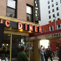 Photo taken at Lyric Diner by Christopher S. on 11/28/2011