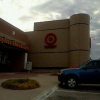 Photo taken at Target by Damian F. on 8/17/2011