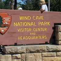 Photo taken at Wind Cave National Park by Dan H. on 6/18/2012