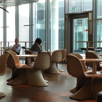 Foto tirada no(a) Lufthansa Business Lounge / Tower Lounge (Non Schengen) por Alex A. em 7/5/2012