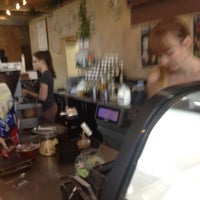 Photo taken at Dunn Bros Coffee by Daniel W. on 9/2/2012