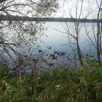 Photo taken at Green Lake Loop by Elliot M. on 7/18/2012