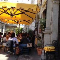 Das Foto wurde bei Mascalzone Latino von Livio F. am 5/27/2012 aufgenommen