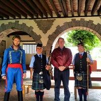 Foto tomada en Ex Convento de Churubusco por Jorge M. el 8/19/2012