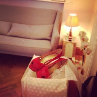 Photo taken at Charlotte Olympia by Mariam A. on 7/10/2012