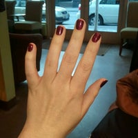 Photo taken at Polished Nail Salon by Amy S. on 1/21/2012
