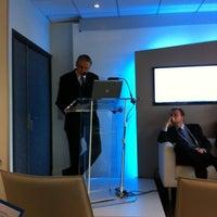 Photo taken at LeWeb'11 by monique p. on 12/9/2011