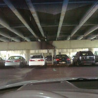 Photo taken at Under the Interstate Parking Lot by Jerri D. on 10/19/2011