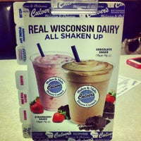 Photo taken at Culver's by Randy B. on 5/26/2012