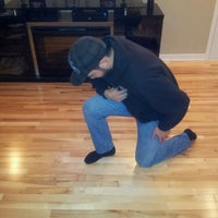 Photo taken at Tebowing by Anthony M. on 1/8/2012
