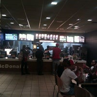 Photo taken at McDonald's by Nick T. on 9/11/2011