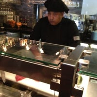 Photo taken at Ask de Chef - Fusion | Sushi | Lounge by André K. on 8/5/2012