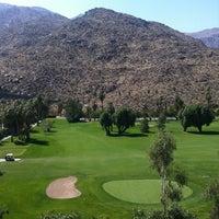 Photo taken at Hyatt Palm Springs by Vikki P. on 3/31/2012