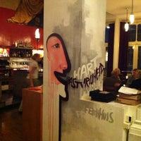 Photo taken at Stadscafé-Restaurant 't Feithhuis by Keimpe P. on 4/15/2011