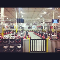 Photo taken at Pole Position Raceway by Vishal P. on 10/21/2011