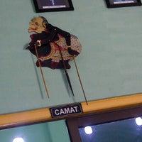 Photo taken at Kantor Kecamatan Bergas by Tias L. on 3/26/2012