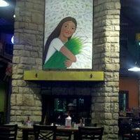 Photo taken at Las Margaritas by Josh C. on 1/17/2012
